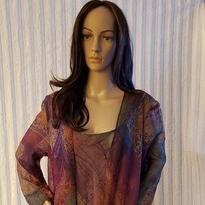 J.B.S. Ltd. 2-pc Dress and Jacket - NWT